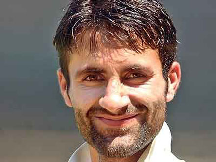 Parvez Rasool Giving valley a reason to smile