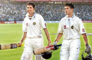 Laxman-Dravid partnership was crucial in India winning the 2nd Test in Kolkata
